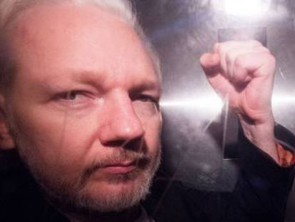 EL PAÍS has had access to video, audio and written reports showing that the WikiLeaks founder was the target of a surveillance operation while living at the Ecuadorian embassy