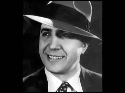Clips from Carlos Gardel's movies.