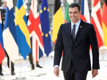 Spain's acting Prime Minister Pedro Sánchez.