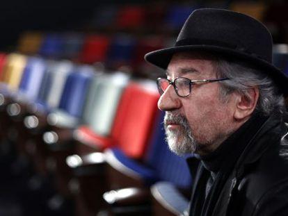 José Sacristan at the Cinema Academy on Tuesday.