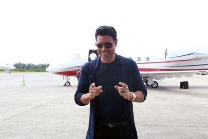 Chayanne in Puerto Rico, May 2019.