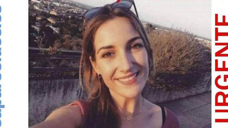 Victim Laura Luelmo.