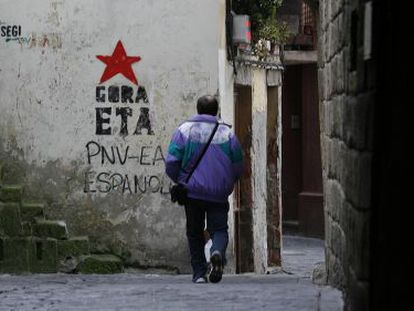 Tens of thousands of Basque citizens have left the region over the past few decades.