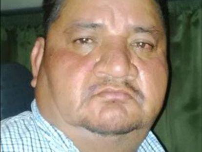 José Sánchez, 47, was captured in Matamoros.