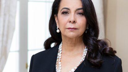 La embajadora de Marruecos en España, Karima Benyaich EMBAJADA DE MARRUECOS EN ESPAÑA   (Foto de ARCHIVO) 28/07/2020