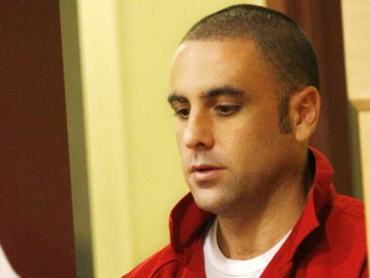 Pablo Ibar at an appeals hearing in 2009.