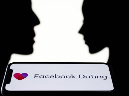 The logo for Facebook Dating.