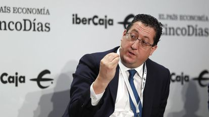 Óscar Arce, the Bank of Spain's director general for economics, statistics and research.