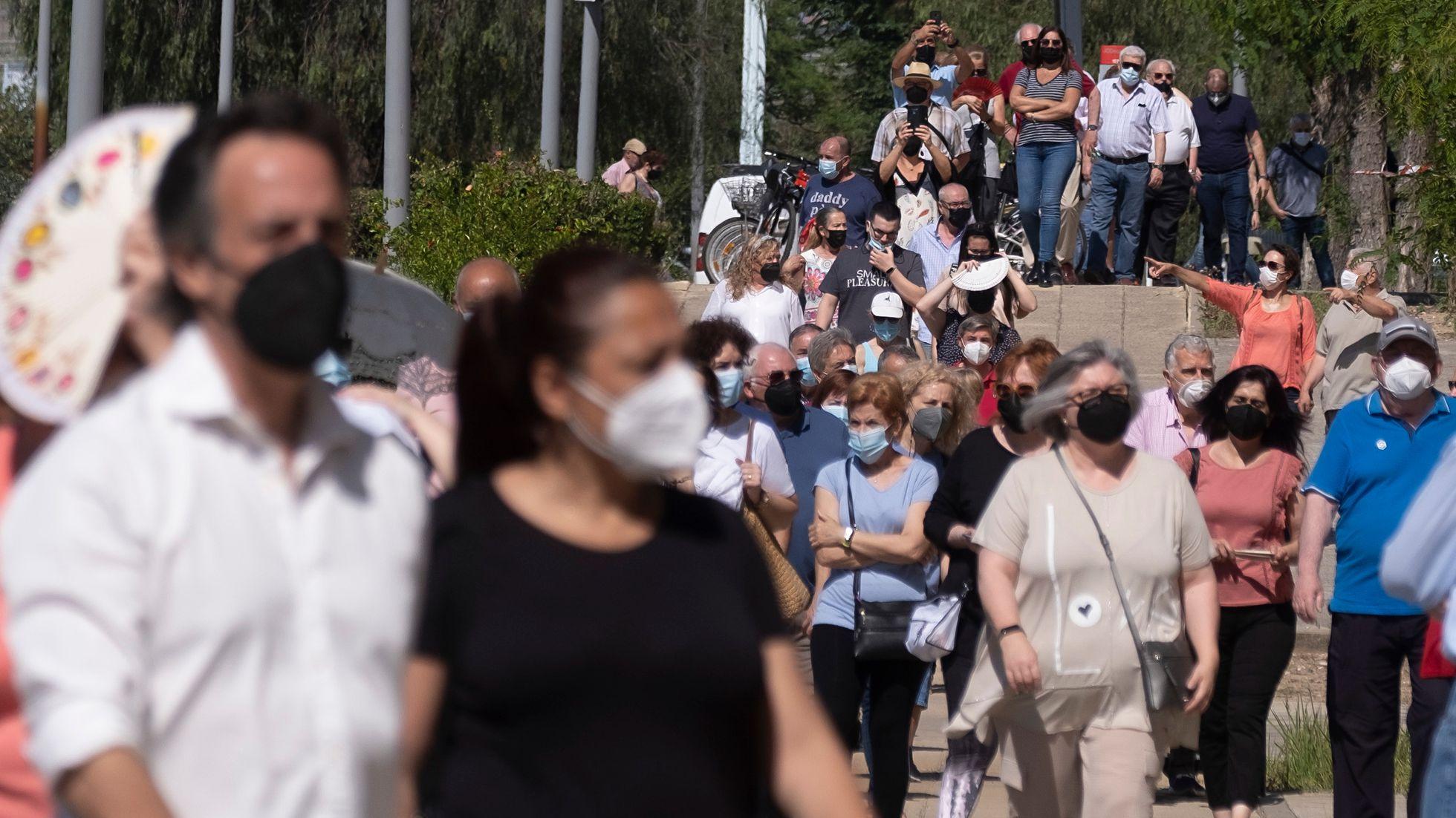 西班牙將取消戶外戴口罩規定 26日生效