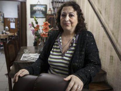 Patricia Peña, president of the NGO Raíz Natal.