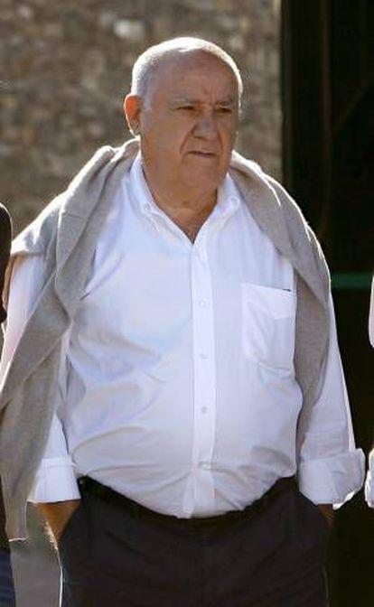 Amancio Ortega, founder of Zara, is Spain's wealthiest man.