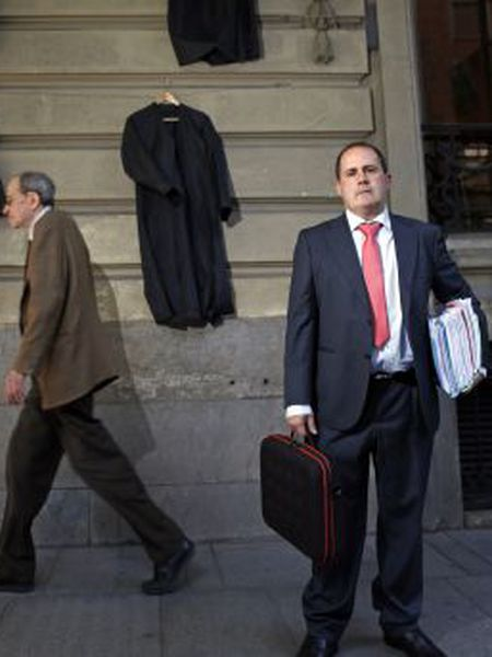 Juan Antonio Gragera, the court-appointed attorney for Francisco Correa.