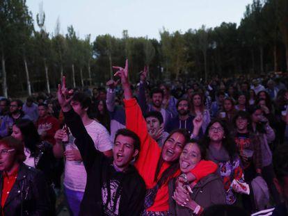 Sonorama has placed Aranda on Spain's musical map.