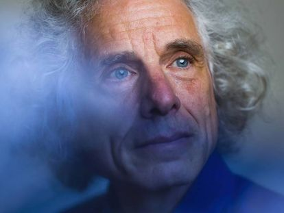 """Steven Pinker: """"Populists are on the dark side of history"""""""