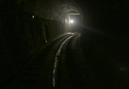 An old stretch of Line 2.