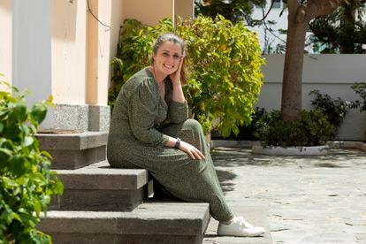 Tracy Keogh, 22-year-old remote worker.