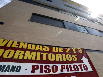 Housing prices are expanding significantly in Spain again.