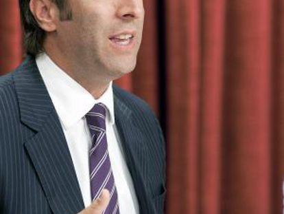 Economy Minister Lorenzino.