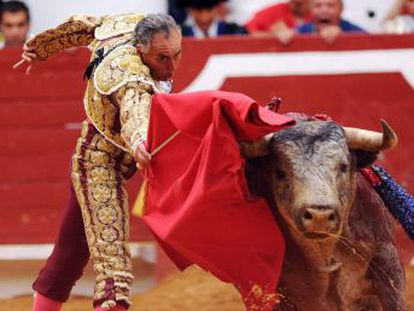 Matador 'El Pana' had asked his doctors to let him die after being gored by a bull back in May