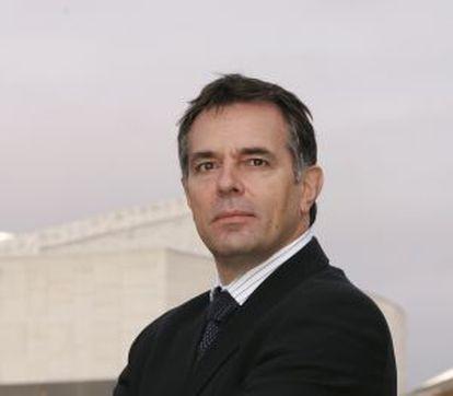 Former Scottish Information Commissioner Kevin Dunion.