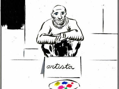 Artist.