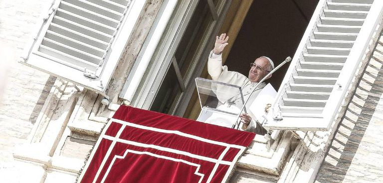 The Pope ordered the archives to be opened after pressure from human rights groups.