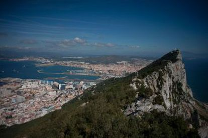 Conservative think tanks claim the Russian ships could be spying on Gibraltar.