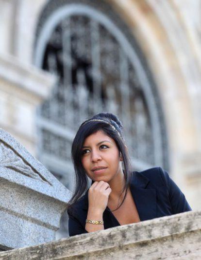 Tamara Salamea still feels Ecuadorian despite spending most of her life in Spain.