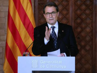 Catalan premier Artur Mas, of the nationalist coalition CiU, is spearheading the independence bid in the region.