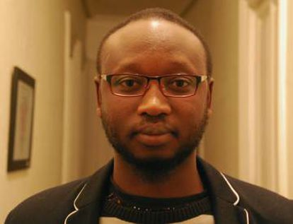 Lamine Diawara has become an activist against FGM after attending a workshop in Bilbao.