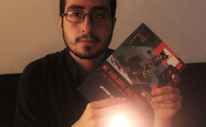 Journalist and author Javier Osuna.