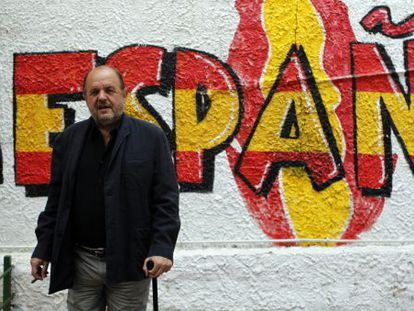 The president and founder of España 2000, José Luis Roberto.