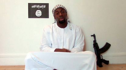 Amedy Coulibaly, the Paris terrorist who bought weapons from a man arrested in Málaga.