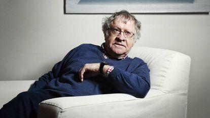Irish historian Ian Gibson.