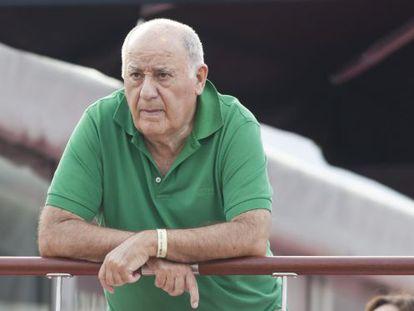 Amancio Ortega in Monaco in June 2012.