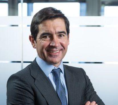 Carlos Torres Vila, BBVA's new chief operating officer