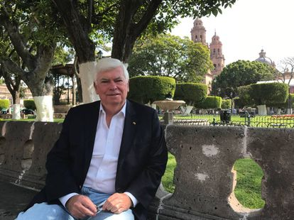 Chris Dodd, president of the Motion Picture Association of America.