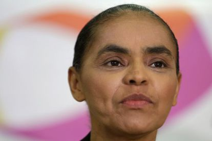 Environmental activist Marina Silva.