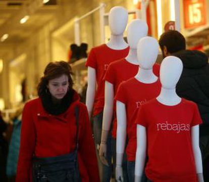 Spain is a strong player in the fashion industry.