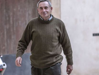Pere Barceló has been accused of sexually abusing several underage girls.