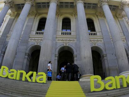 Soon after its IPO, Bankia had to be bailed out by the state.