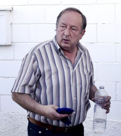 Mariano Ostalé, pictured at his business premises on Tuesday.