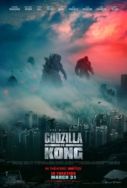 Matilla's latest work was for 'Godzilla vs. Kong.'