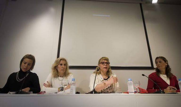 The presentation of the first lobby in Spain for sex workers.