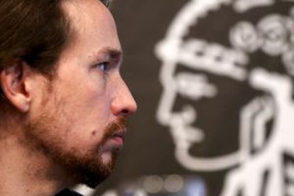 Podemos leader Pablo Iglesias is not expected to meet with the prime minister.