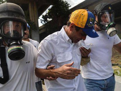 Watch: Venezuelan opposition protests