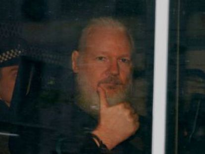 The CIA had access to the server where the company stored the profiles of hundreds of people who visited the WikiLeaks founder during his stay in the Ecuadorian embassy in London