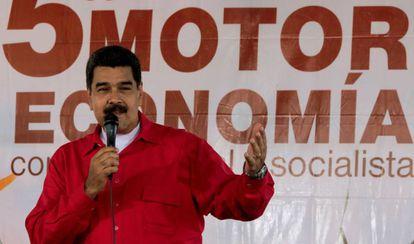 Venezuelan President Nicolás Maduro is grappling with an escalating crisis.