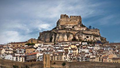 Morella is the capital of the Maestrazgo region in Castellón.