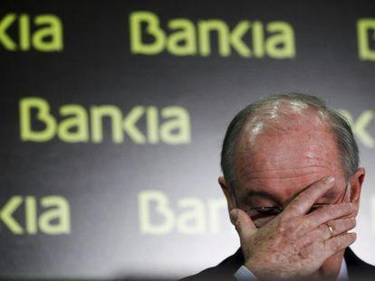Rodrigo Rato, in a file photo from 2012.